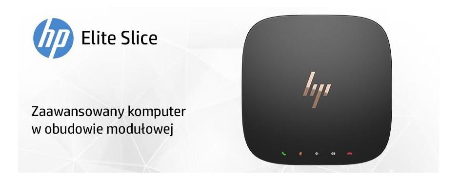 Komputery HP Elite Slice