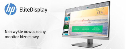 Monitory HP EliteDisplay