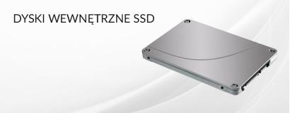 Dyski wewnętrzne SSD SATA