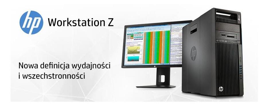 Komputery HP Workstation Z