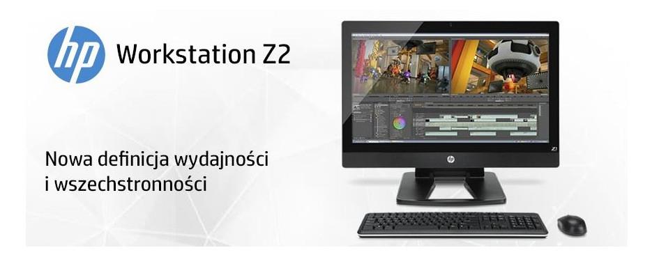 Stacje robocze HP Z2 Workstation