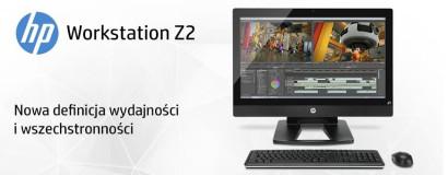 Stacje robocze HP Workstation Z2