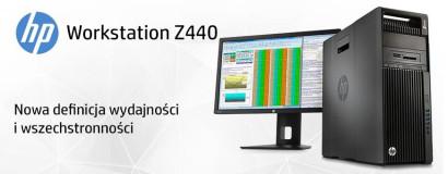 Stacje robocze HP Z440 Workstation