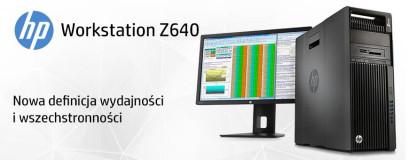 Stacje robocze HP Z640 Workstation