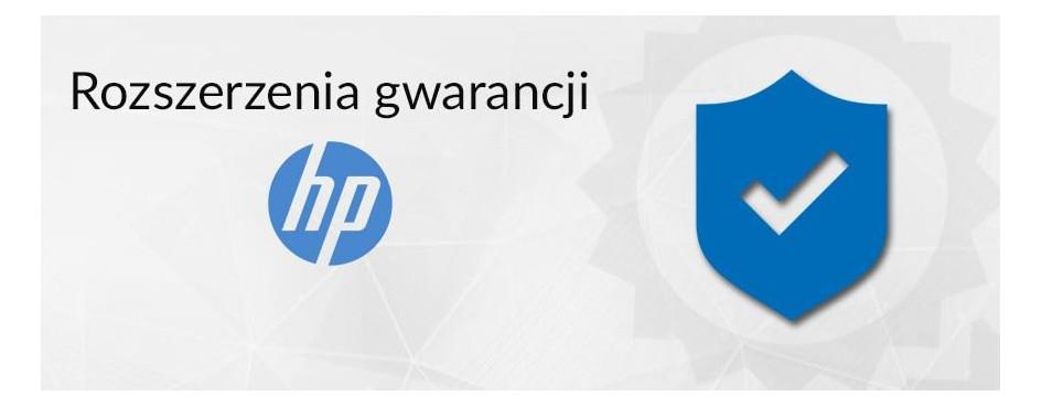 Rozszerzenia gwarancji HP