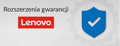 Rozszerzenia gwarancji Lenovo