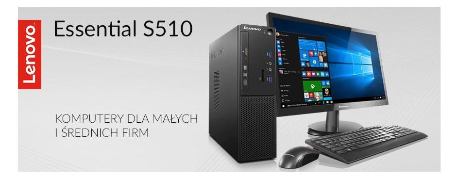 Komputery Lenovo S510