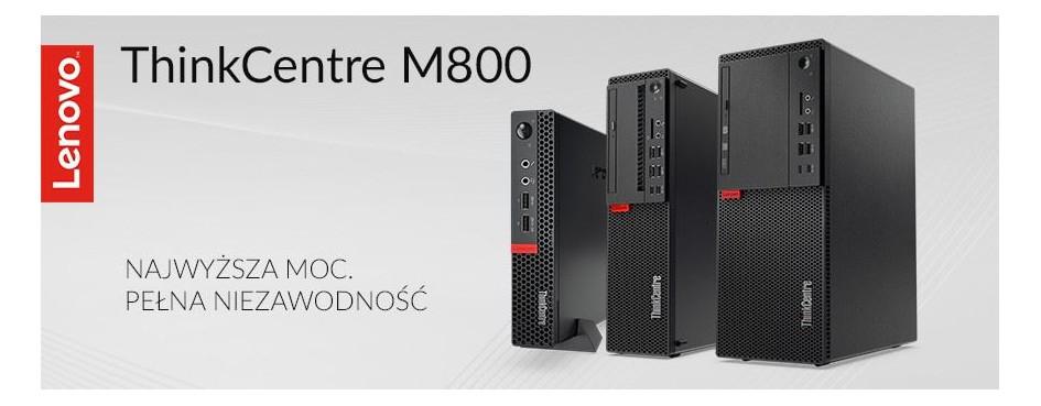 Komputery Lenovo ThinkCentre M800