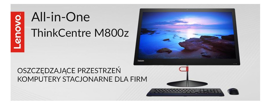 Komputery All in One Lenovo ThinkCentre M800z