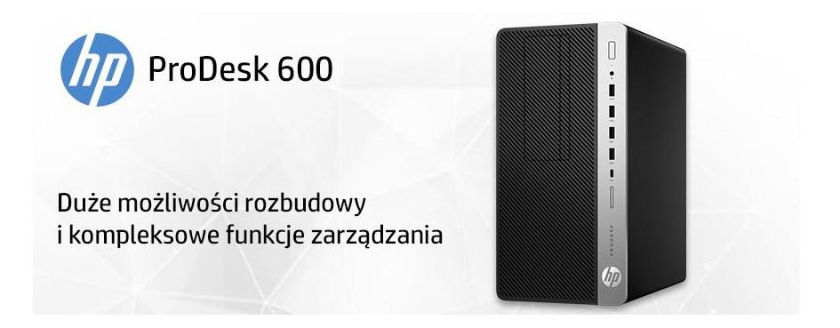 Komputery HP ProDesk 600