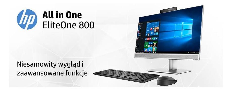 Komputery All in One HP EliteOne 800