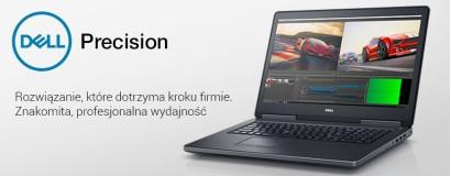 Laptopy Dell Precision