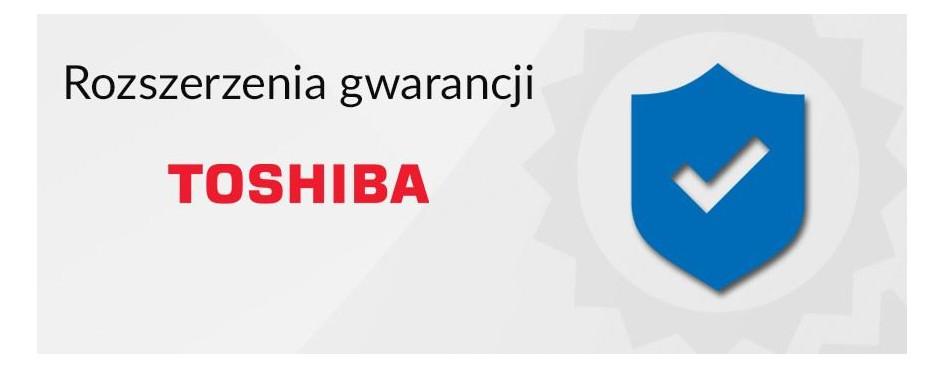 Rozszerzenia gwarancji Toshiba