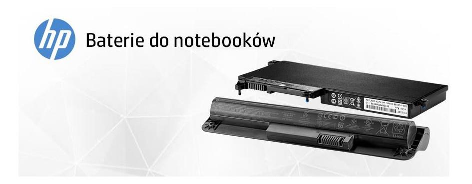 Baterie do laptopów HP