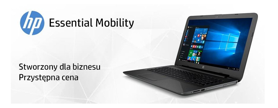 Notebooki HP Essential Mobility