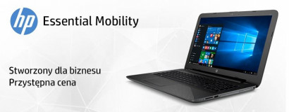 Laptopy HP Essential Mobility