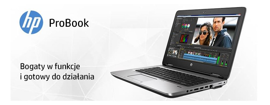 Notebooki HP ProBook