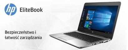 Notebooki HP EliteBook