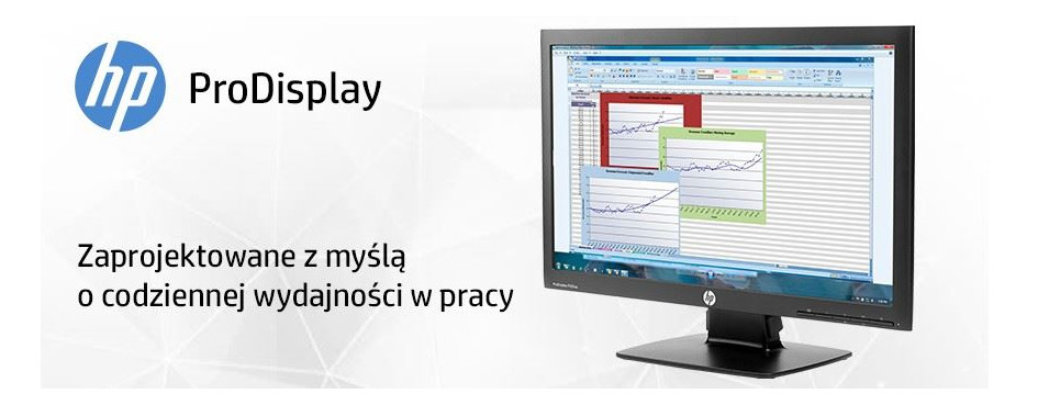 Monitory HP ProDisplay