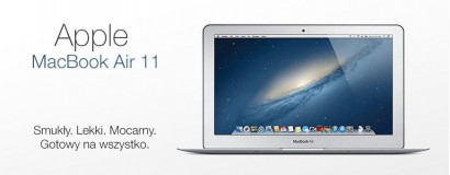 Laptopy Apple MacBook Air 11