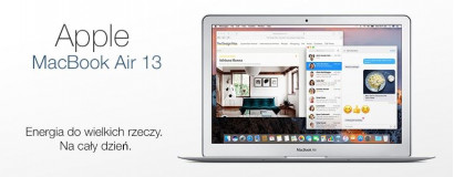 Laptopy Apple MacBook Air 13