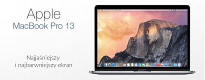 Laptopy Apple MacBook Pro 13