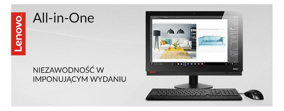 Komputery AiO Lenovo