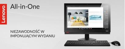 Komputery All in One Lenovo