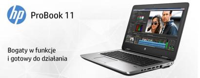Notebooki HP ProBook 11