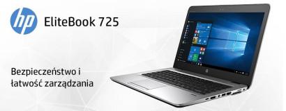 Notebooki HP EliteBook 725