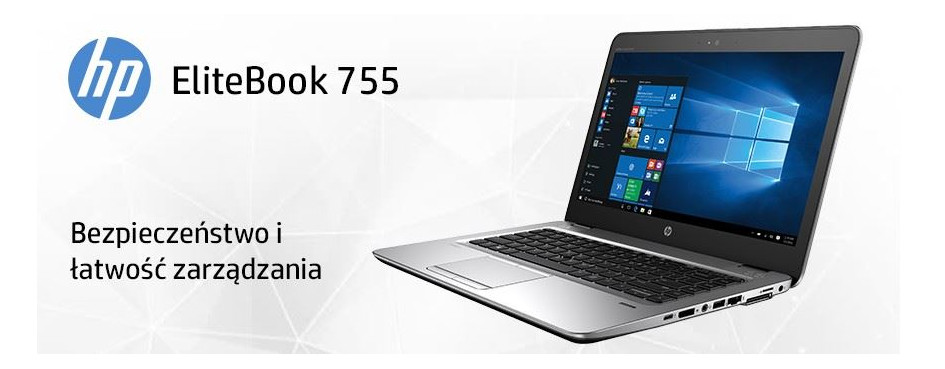 Laptopy HP EliteBook 755