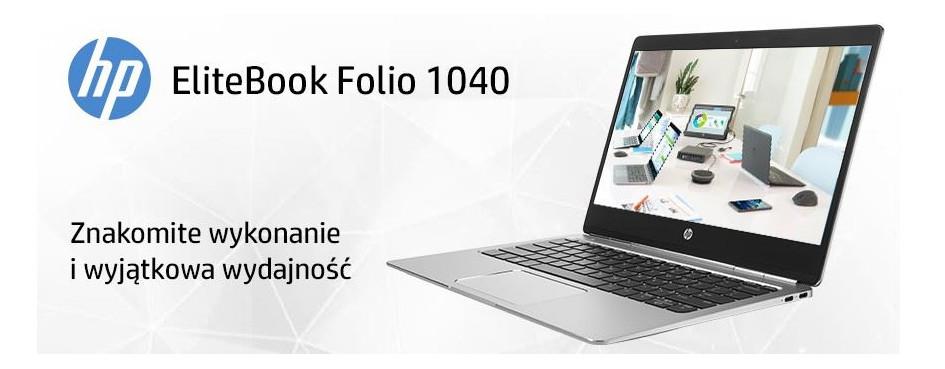 Laptopy HP EliteBook Folio 1040