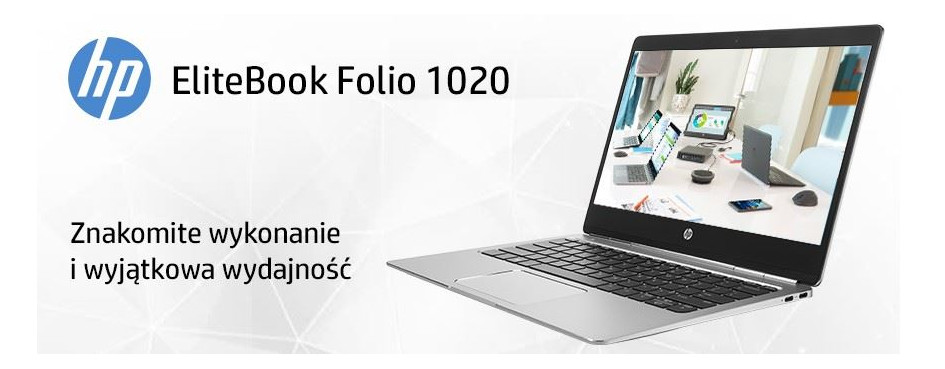 Laptopy HP EliteBook Folio 1020