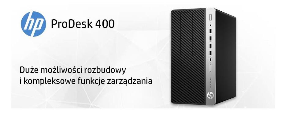 Komputery HP ProDesk 400