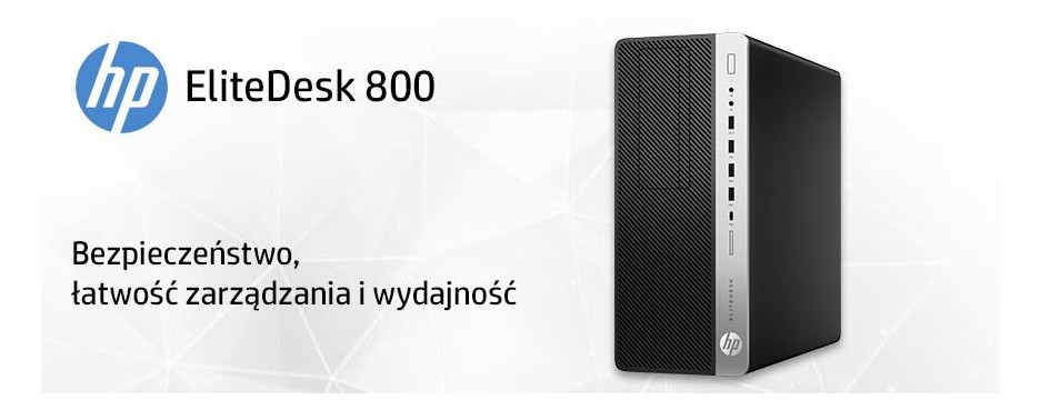 Komputery HP EliteDesk 800