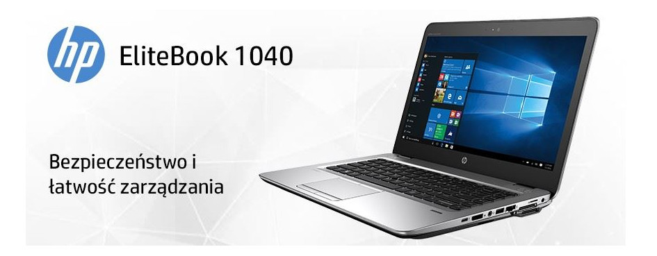 Laptopy HP EliteBook 1040