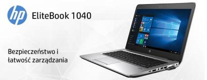 Notebooki HP EliteBook 1040