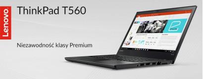 Notebooki Lenovo ThinkPad T560