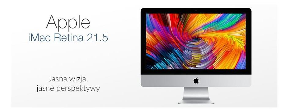 Komputery AiO Apple iMac Retina 4K