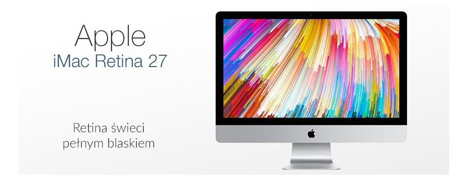 Komputery AiO Apple iMac Retina 5K