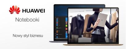 Laptopy Huawei