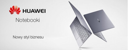 Notebooki Huawei MateBook X 13