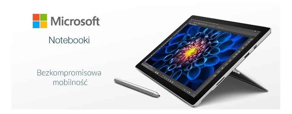 Laptopy Microsoft