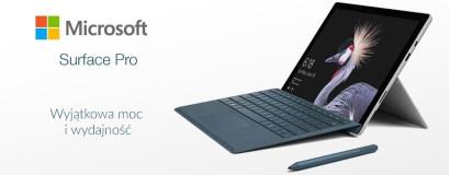 Laptopy Microsoft Surface Pro