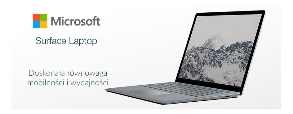 Laptopy Microsoft Surface Laptop
