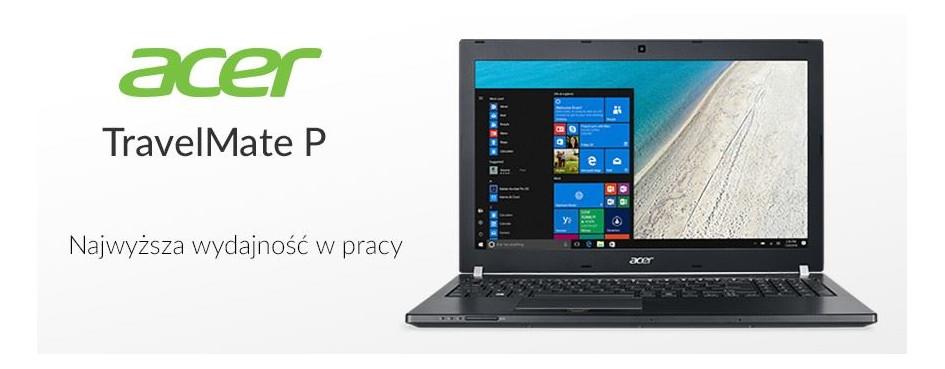 Laptopy Acer TravelMate P