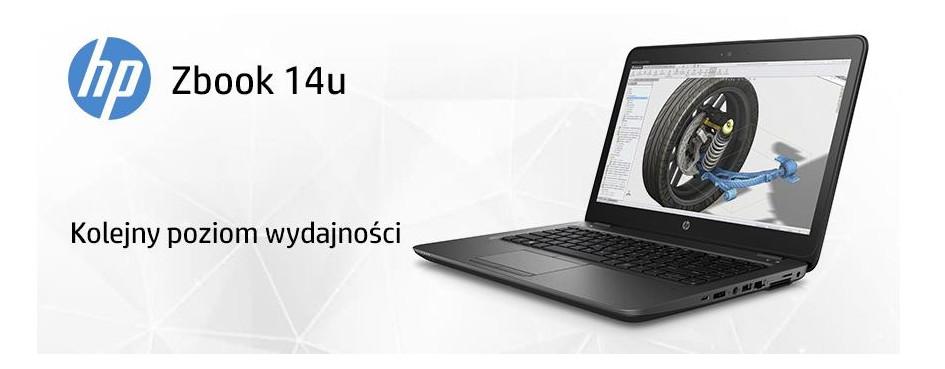 Laptopy HP ZBook 14u