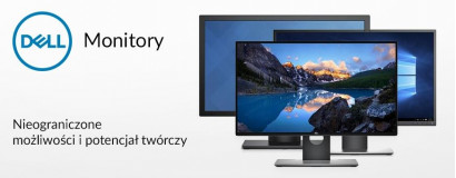 Monitory Dell