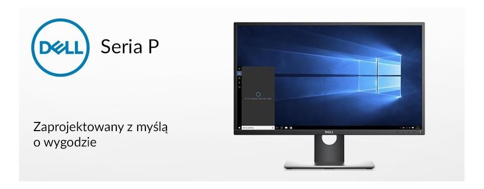 Monitory Dell seria P