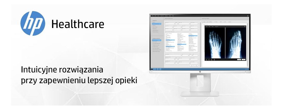Monitory HP Healthcare